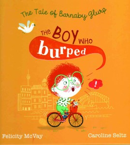 The Tale of Barnaby Glurp – The Boy who Burped