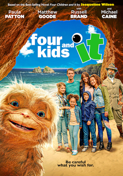 Four Kids and it – film review