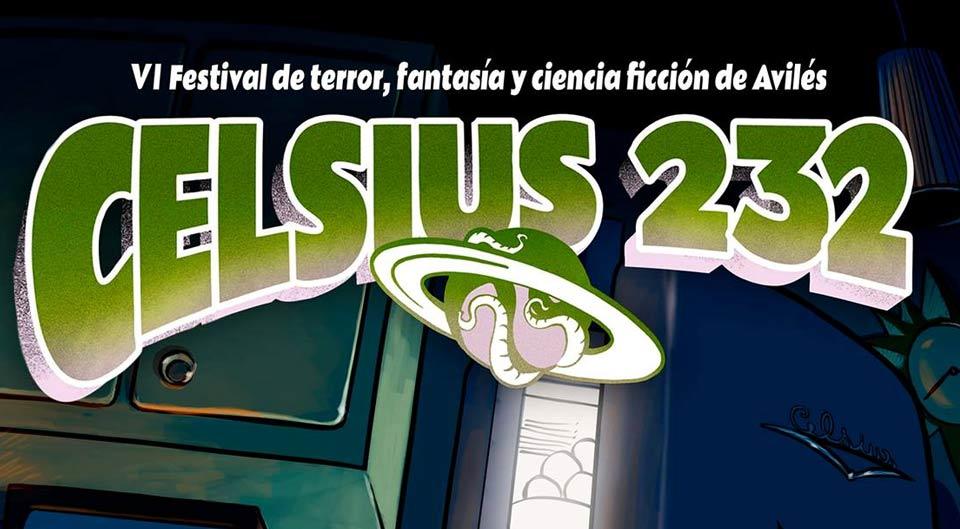 Celsius 232 - literature festival Asturias