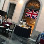 English breakfast in Asturias