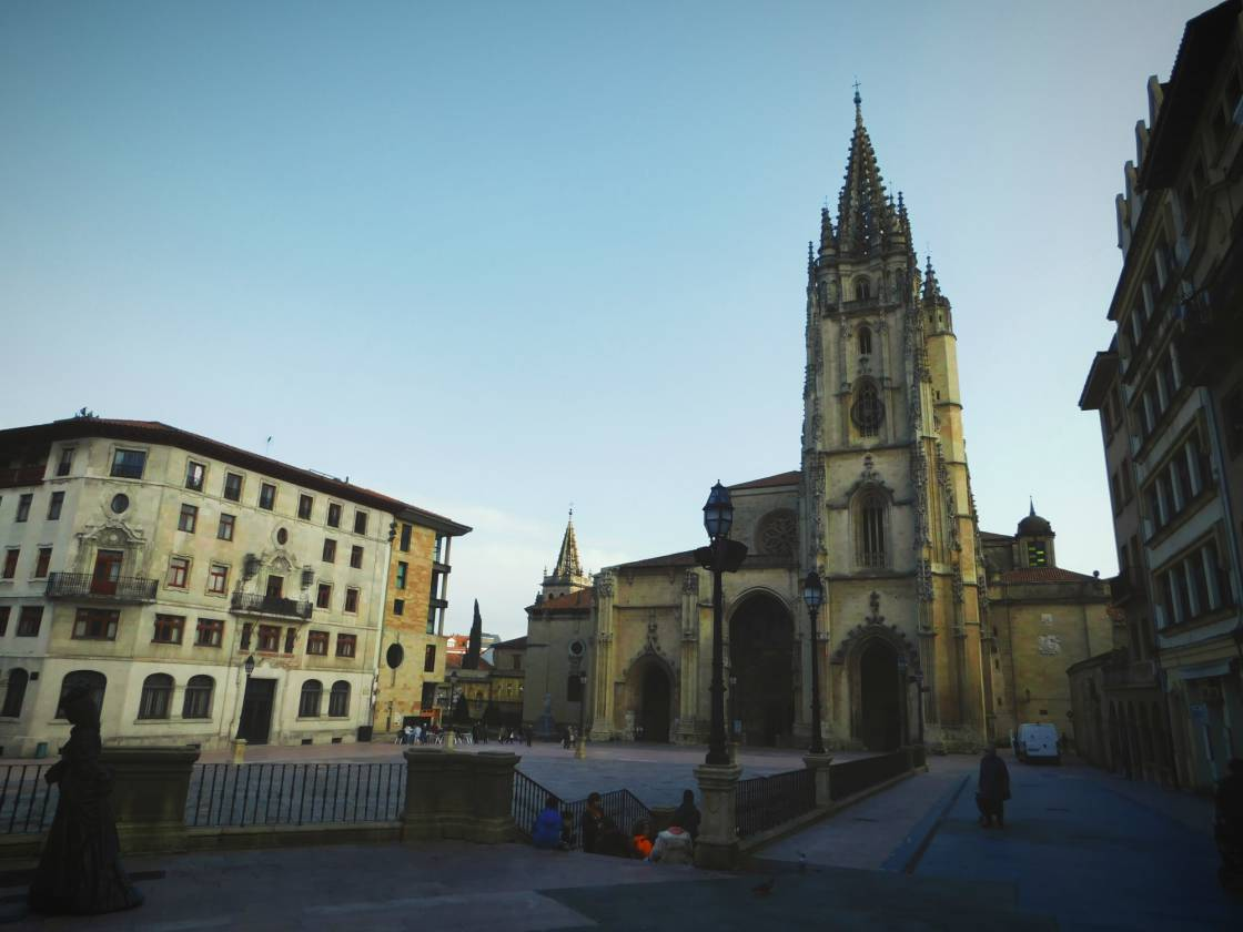 Cathedral de Oviedo
