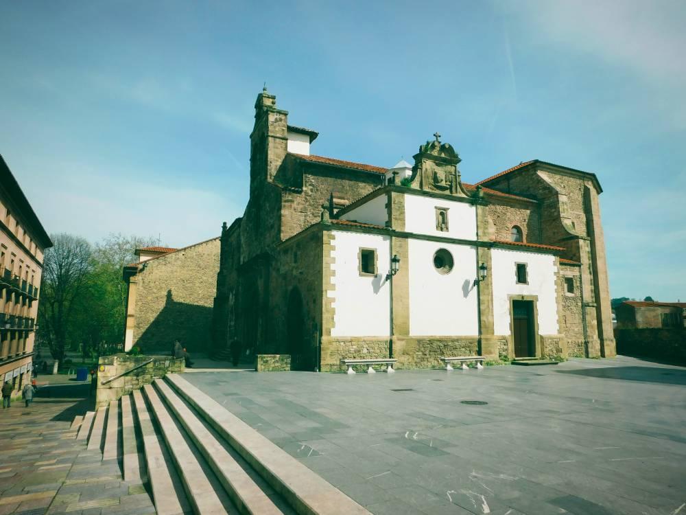 Iglesia San Nicolas in Avilés