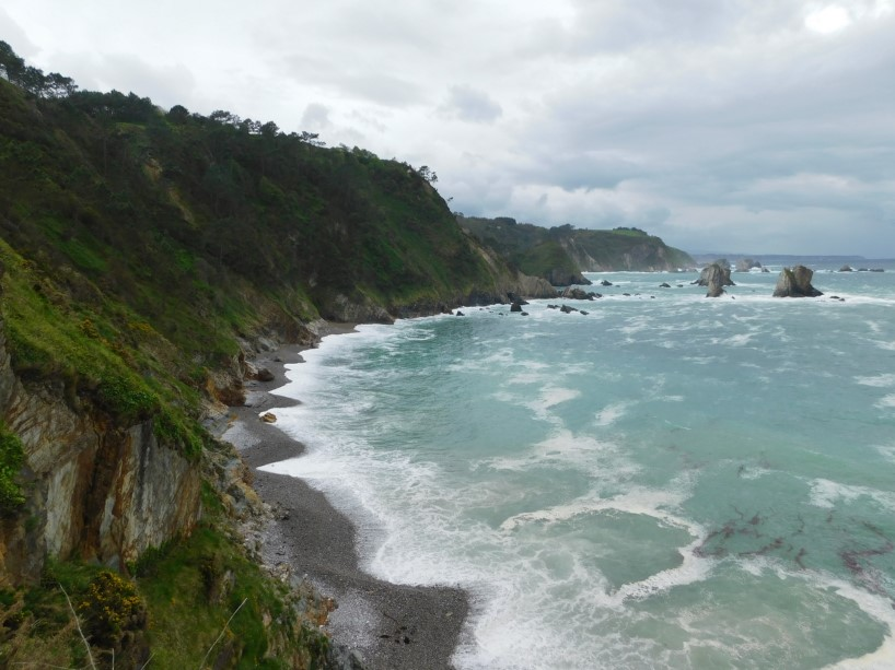 A picture of playa silencio