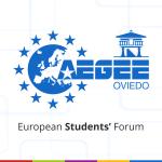 Logo of AEGEE Oviedo, european students' forum