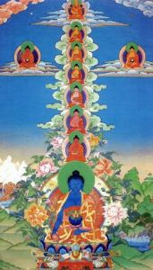 medicine buddha alignment