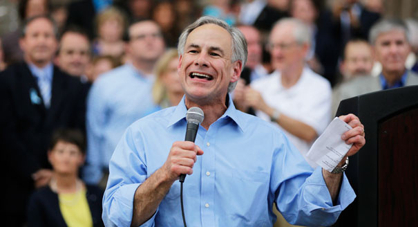 How Much are Texan's Lives Worth to Greg Abbott? Apparently, $5.8 million.