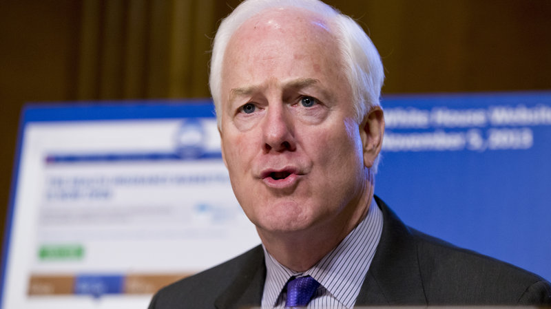 26 Reasons John Cornyn Needs to be Voted Out of Texas in 2020