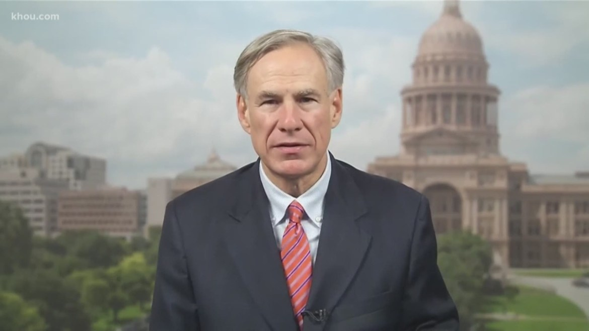 Governor Greg Abbott was Fooled by a Publicity Stunt