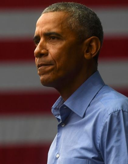 Barack Obama, the greatest American president in history.
