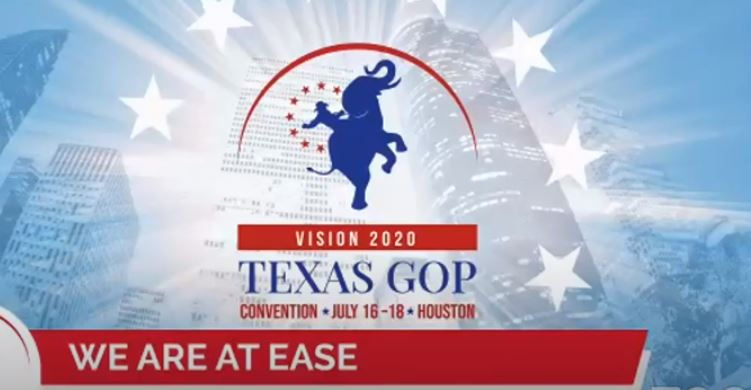 TX GOP Embarrassingly Blunders Entire First Day of Virtual Convention