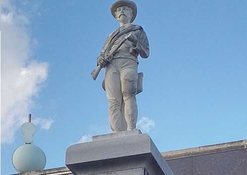 The Confederates In Kaufman Are Scared Of The Boogeyman