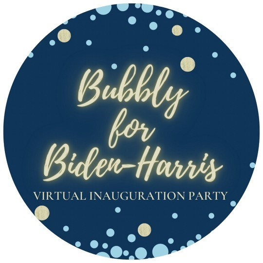 Burnet County Democrats Celebrate Biden-Harris Inauguration