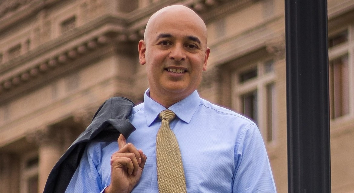 Representative Dominguez On The 87th Lege And Truth About The Border
