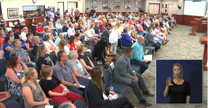 Racist Parents In Cy-Fair ISD Lashed Out In June – Plan Return On 8/5