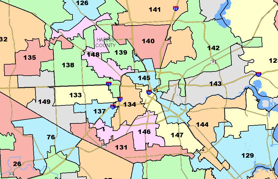 In The Dead Of Night, TX House GOP Pass Racially Gerrymandered Map