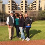 Presentation at the University of Johannesburg-Auckland