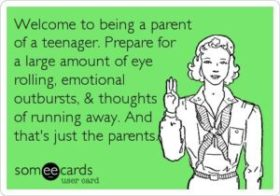 Teenagers- Living By Disney