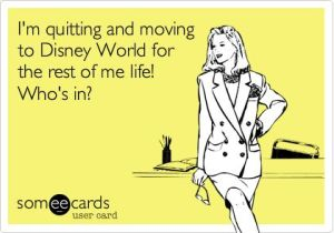 moving to disney