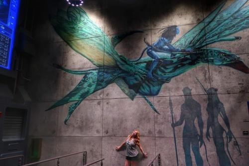 Flight of Passage Pandora