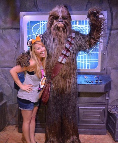 Star Wars at Disney World