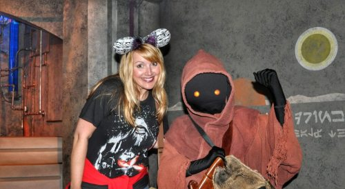 Jawas at Disney World