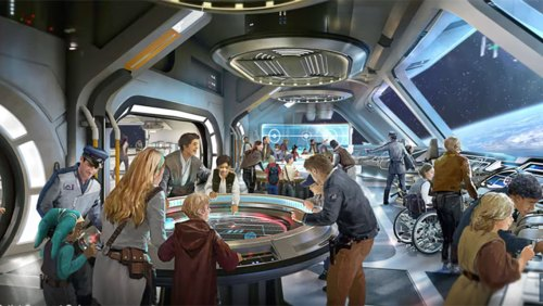 Disney World new Star Wars Resort and Land Details