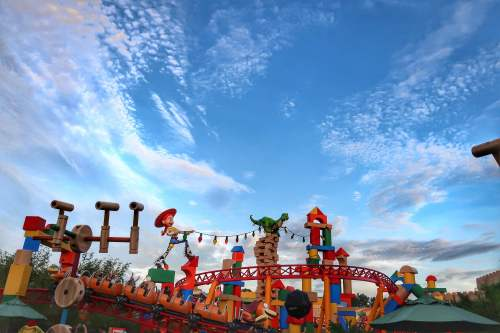 Toy Story Land Disney World Planning Tips Touring Crowds