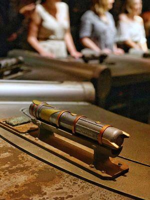 SAVI'S WORKSHOP BUILD OWN LIGHTSABER REVIEW STAR WARS GALAXY'S EDGE IN WALT DISNEY WORLD