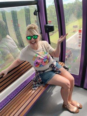 Walt Disney World's new Skyliner gondola system