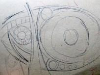 1998 dream drawing