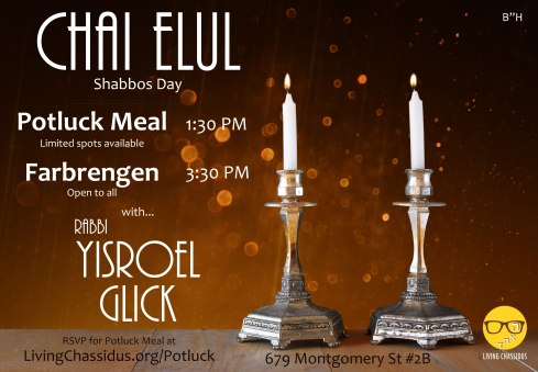 Chai Elul Potluck and Farbrengen-01