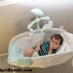 Ingenuity Moonlight Rocking Sleeper Review Living Chic Mom