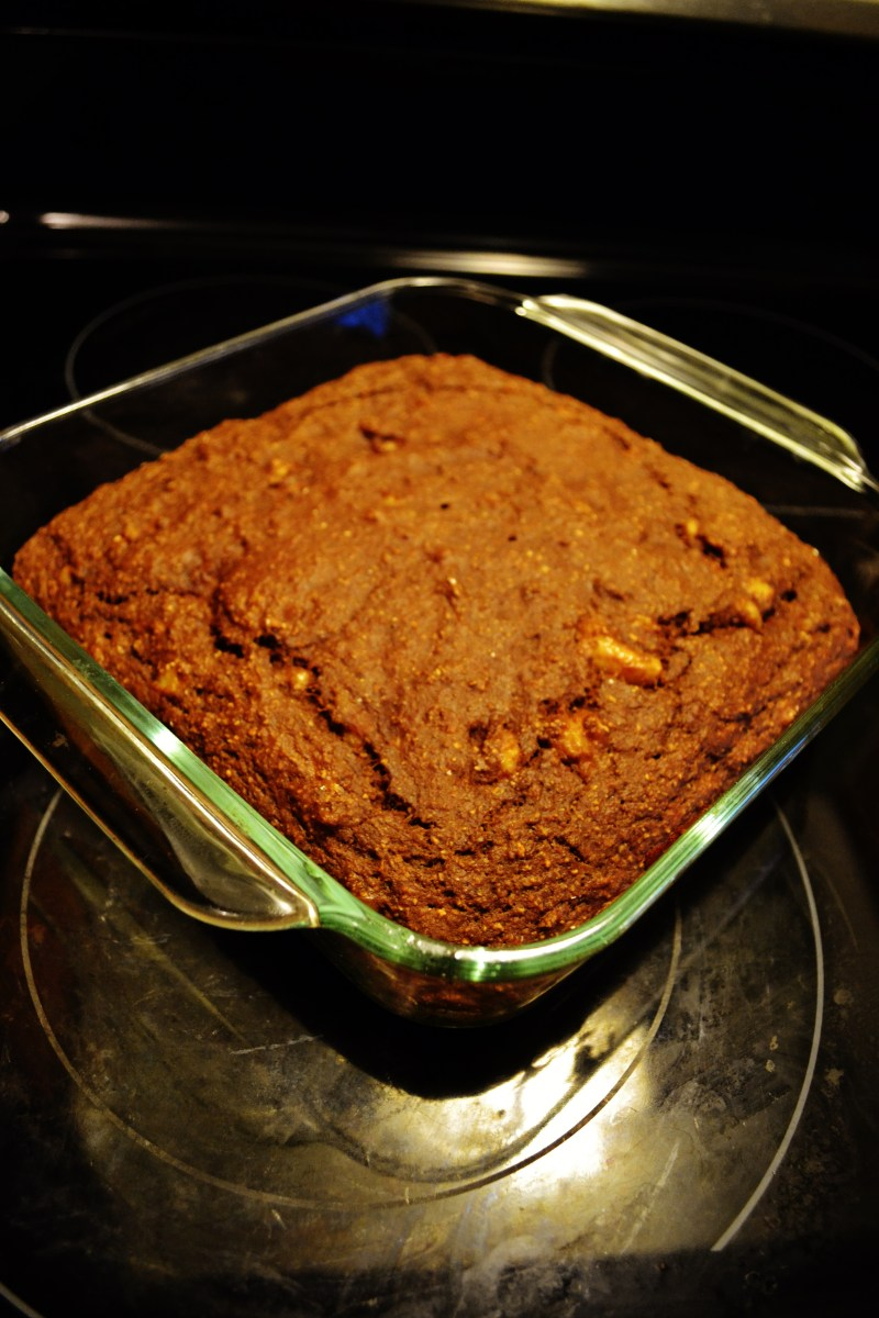 Make it Clean Monday: Banana Bread Protein Brownies