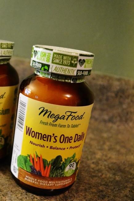 Mega food vitamin
