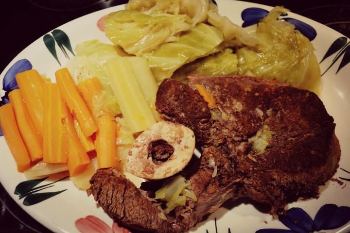 Finished Beef Roast