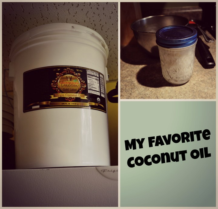 My absolute favorite coconut oil