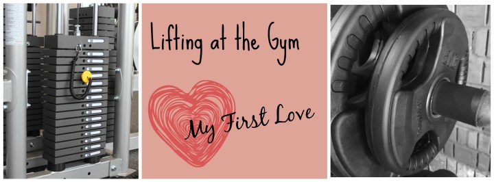 Lifting At The Gym My First Love