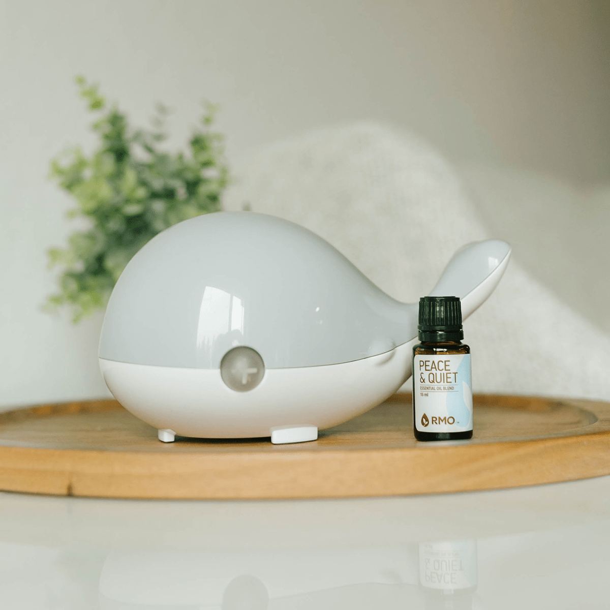 Diffusing Essential Oils