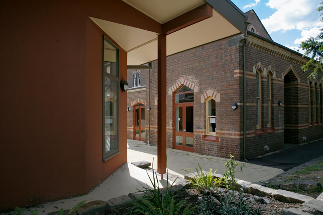 Augustine Centre, Hawthorn by Living Colour Studio - architect, architectural services, home design, residential alterations, residential additions or residential developments in Gippsland and Melbourne.