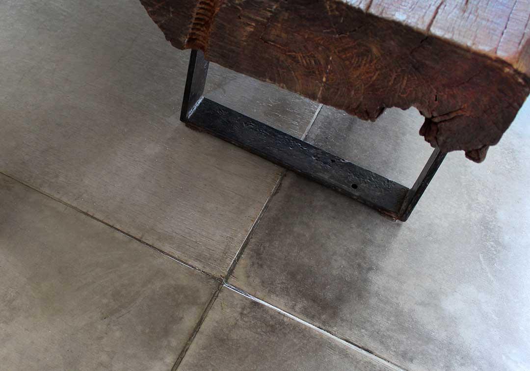 square concrete tiles living concrete