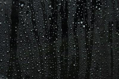 black_rain_drops