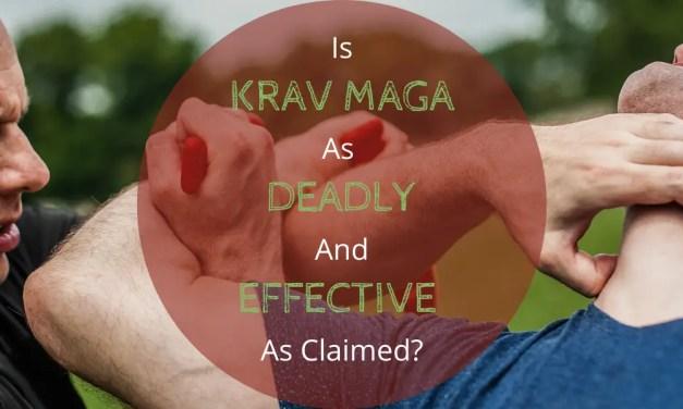 Is Krav Maga Useful For When The SHTF?