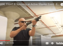 Active Shooter Survival Guide: Run. Hide. Fight