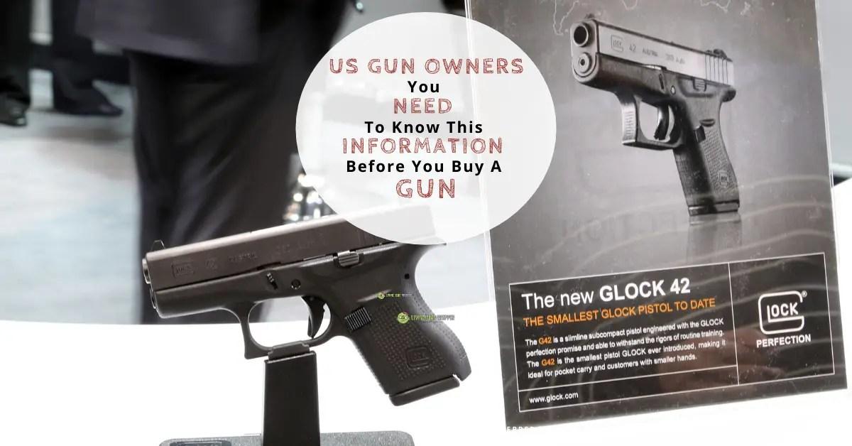 NICS: A Primer On Firearm Background Checks