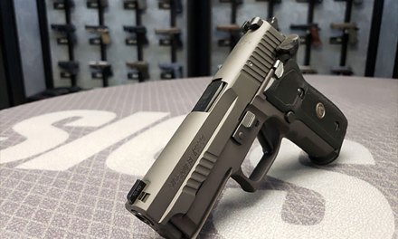 SIG SAUER-Legion Series P229 SAO Pistol Review