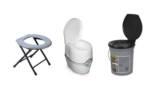 The 5 Best Portable Camping Toilets For 2018