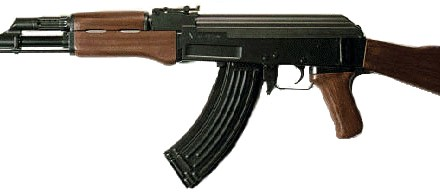An AK-47 Wielding Good Guy With A Gun Kills Two Burglars