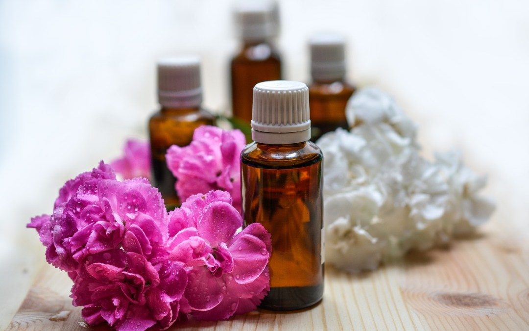 Natural Remedy: Essential Oils and Sea Salt?