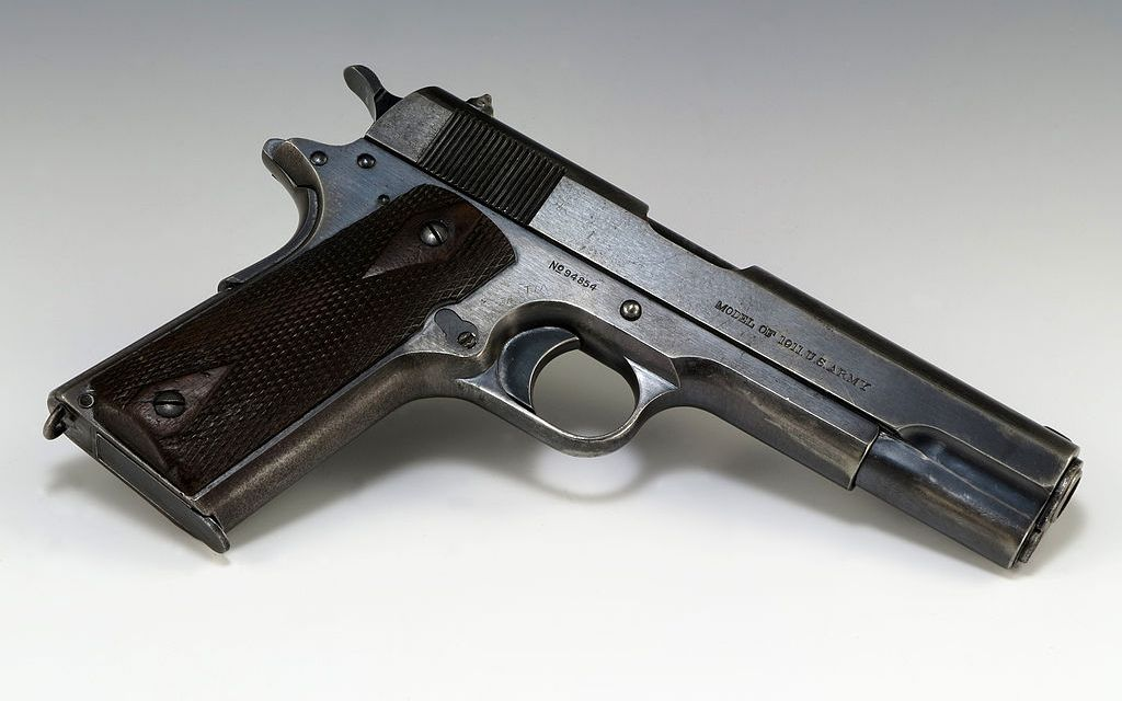 Time To Order Surplus M1911s Is Coming September 4th