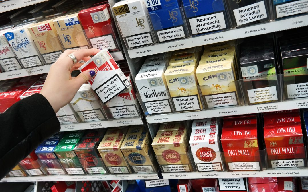 A Prepper Guide on How to Store Cigarettes Long Term